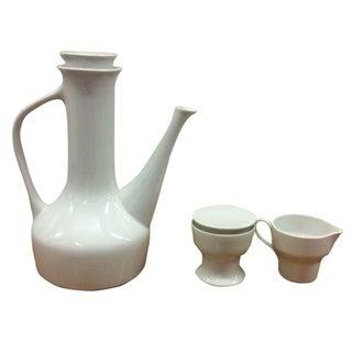 Paul Mccobb Contempri Coffee Pot & Creamer/Sugar