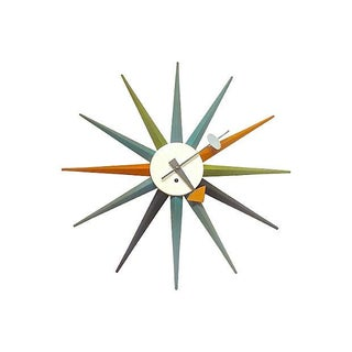 MCM George Nelson for Howard Miller Wall Clock