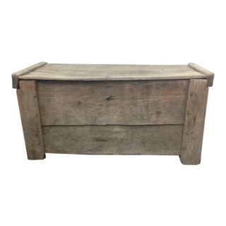 19th C. Mexican Pine Trunk