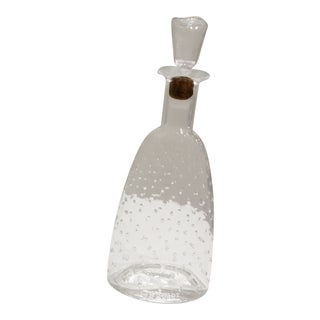 Cresta Blanca Wine Company Decanter