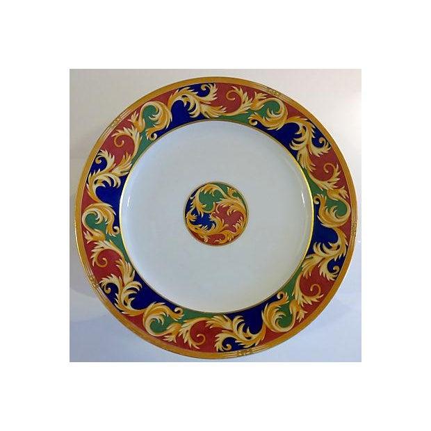 Image of Rosenthal Carlotta Renaissance Plates - Set of 8