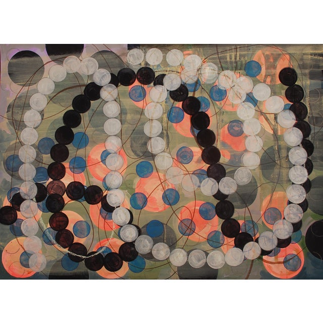 Image of Abstract Painting - Annulate