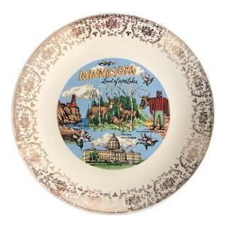 Vintage Minnesota Plate
