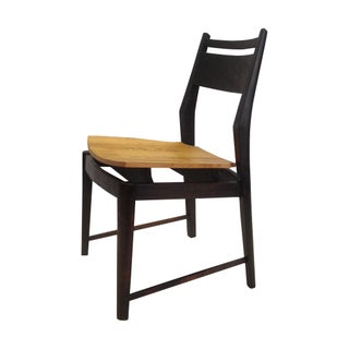 Contemporary Danish Modern Dining Chairs - S/4