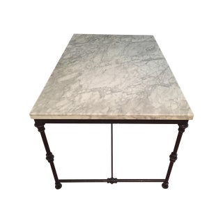 Marble Kitchen Table