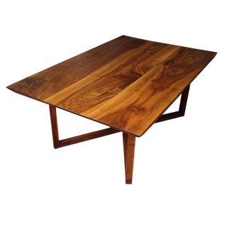 Russell Walnut Coffee Table