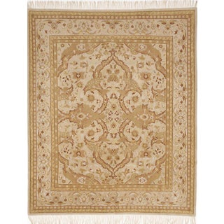 Hand-Knotted Nepalese Rug - 8' x 10'