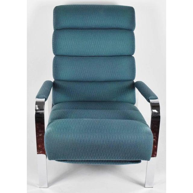 Milo Baughman recliner - Image 5 of 8