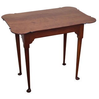Eldred Wheeler 18th-C. Style Side Table