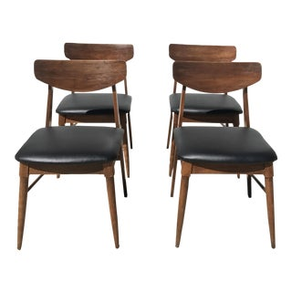 Danish Mid-Century Modern Chairs - A Pair