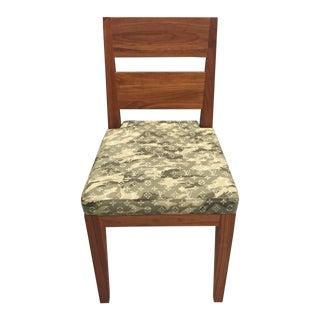 Desiron Natural Walnut Chair