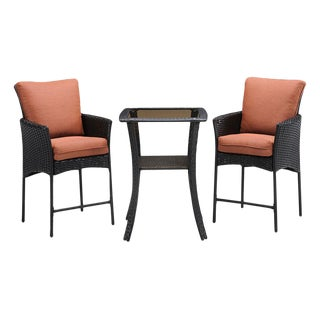 Strathmere Allure High Dining Bistro Set - Set of 3