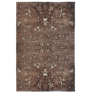 Handwoven Silk Rug by Fort Street Studio - 8′ × 10′1″