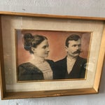 Image of Vintage Hand Colored Photograph