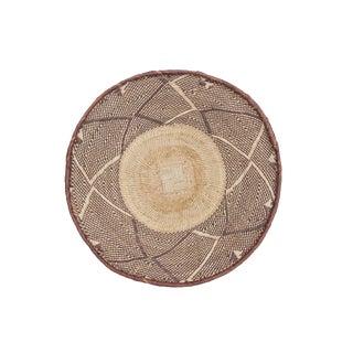Chegutu' Woven Tonga Basket