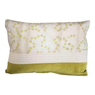 Kim Salmela Citrus Patchwork Pillow