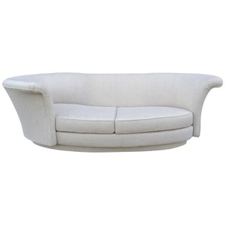Large Hollywood Regency Sofa/Chaise