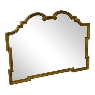 Palladio Italian Gilt Frame Mantel Mirror