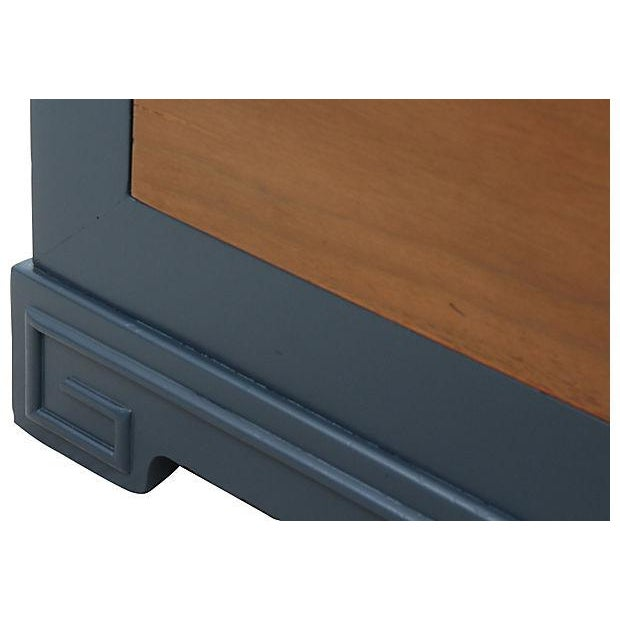 Vanleigh of New York Painted Chest of Drawers - Image 6 of 7