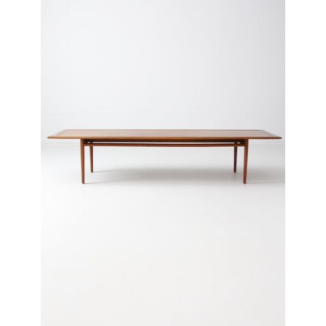 Mid-Century Drexel Parallel Cocktail Table