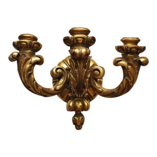 Late 18/Early 19th C. Italian Sconce
