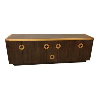 Monumental Yacht Style Credenza