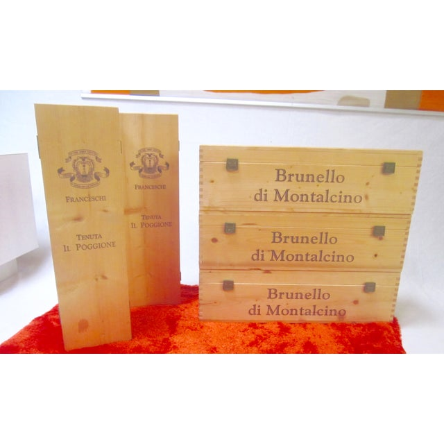 Vintage Italian Storage Boxes - Set of 5 - Image 10 of 11