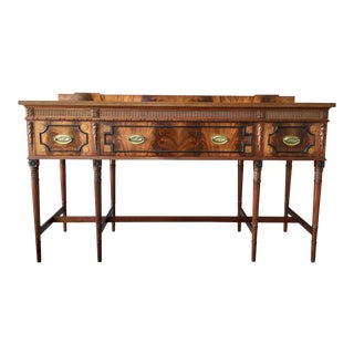 Antique Century Furniture Sideboard Buffet