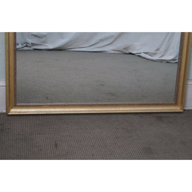 Louis XV Gold Frame Wall Mirror - Image 4 of 10