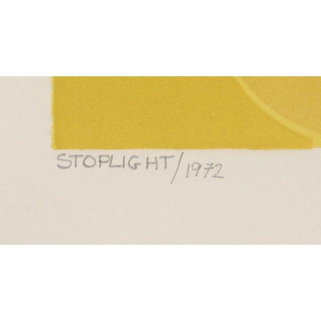 Image of Stoplight, 1972
