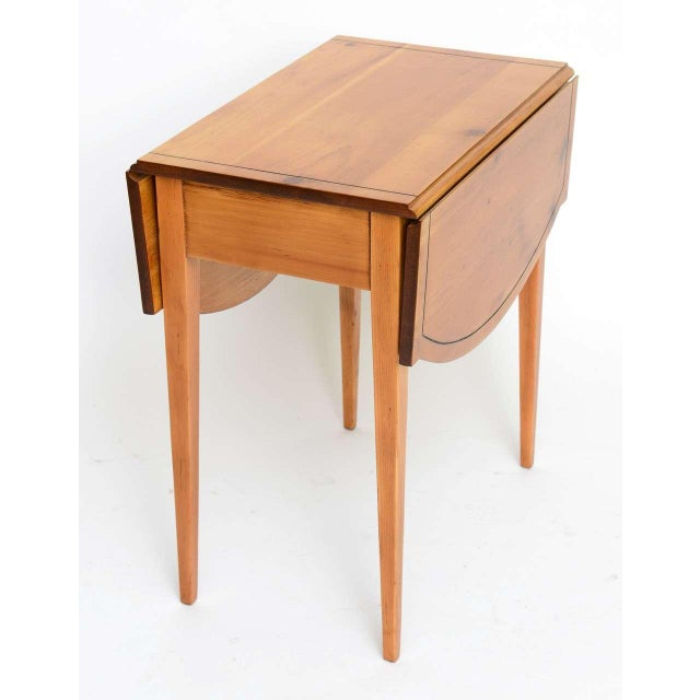 Charming Maryland Pine Pembroke Table - Image 6 of 11