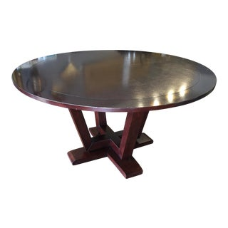 Brownstone Furniture, Bancroft Round Dining Table