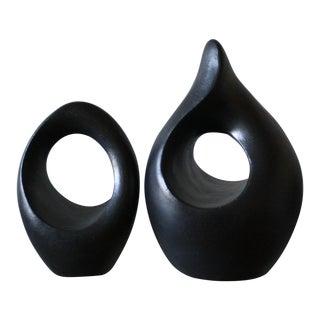 Mid-Century Modern Mobius Sculptures - Pair