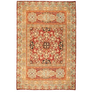 Antique Oversize Besserabian Carpet