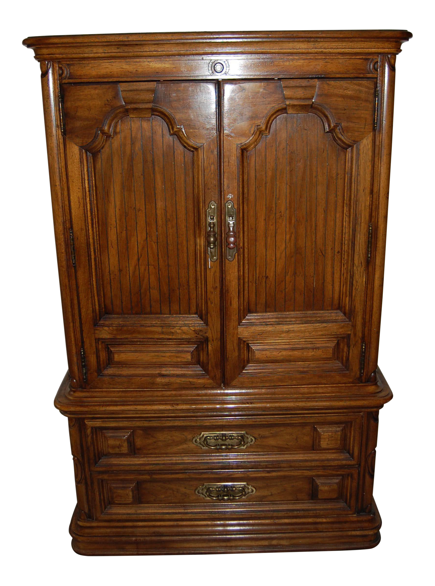 Thomasville Furniture Mediterranean Style Armoire