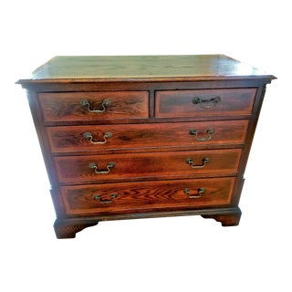 Antique English Chest of Drawers