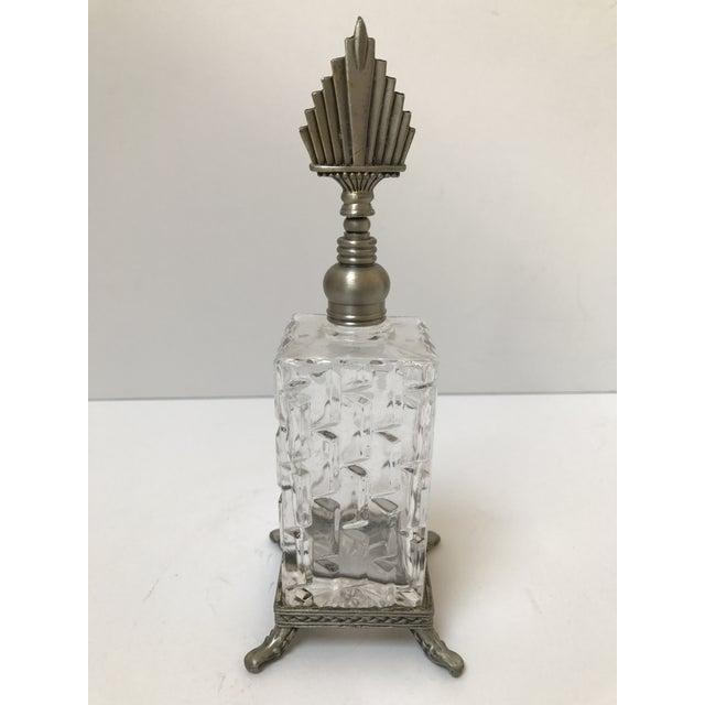 Art Deco Perfume Bottle - Image 2 of 5