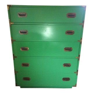 Vintage Dixie Campaign dresser