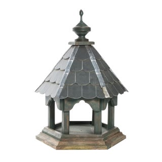 SLATE ROOF DOVECOTE