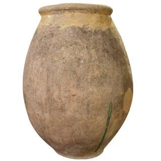 French Terra Cotta Biot Jar