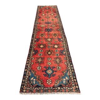 Vintage Persian Runner - 2′12″ × 13′1″