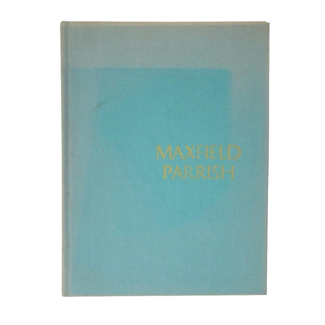 Maxfield Parrish 1st Printing Book - Image 1 of 8