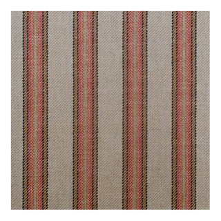 Sidney Stripe Fabric, From Scotland, Multiple Yardage