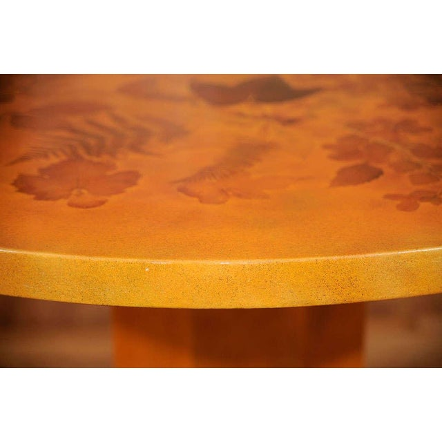 Lacquered Dining Table by Muriel De Kersaintg - Image 5 of 7