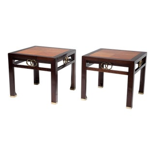 Michael Taylor for Baker Far East Occasional Tables - a Pair