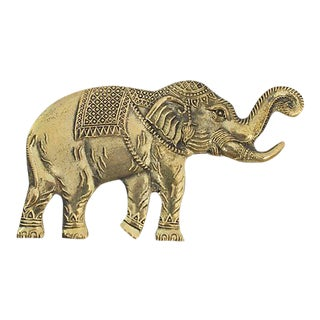 Brass Elephant Opener