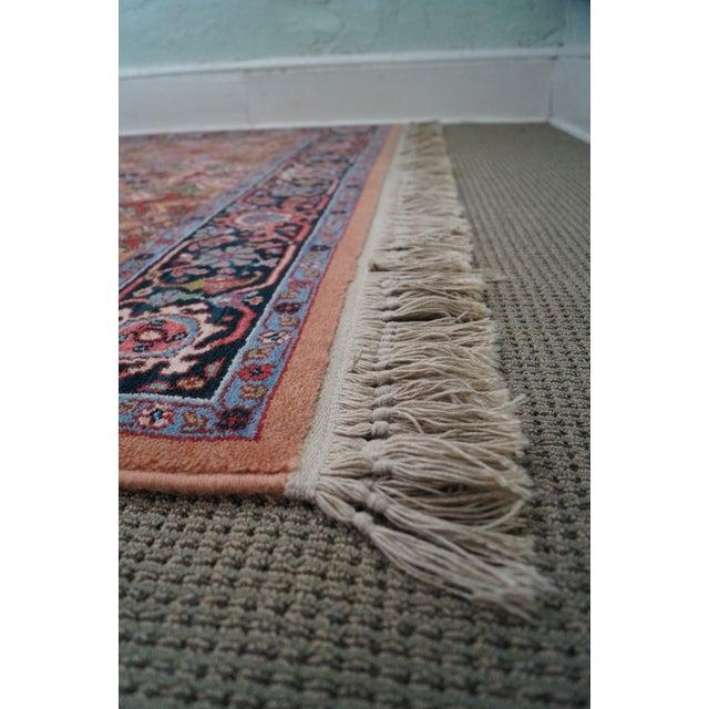 Karastan Williamsburg Heriz Carpet - 5′10″ × 9′11″ - Image 7 of 10