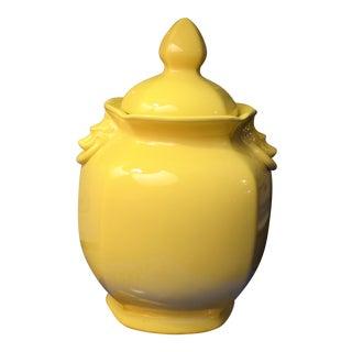 Meiselmen Imports Italian Ceramic Jar
