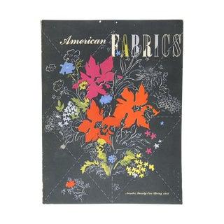 1952 American Fabrics