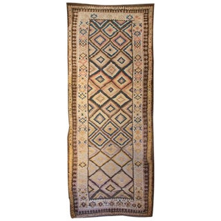 Wonderful Early 20th Century Shahsavan Kilim Runner